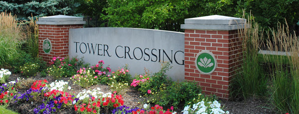 Tower-Crossing-Sign
